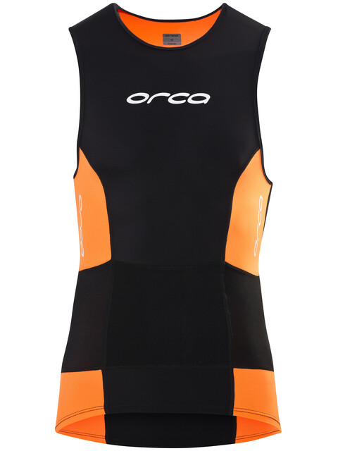 ORCA Swimrun Top black